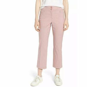 Nordstrom Signature Stretch Crop Pants